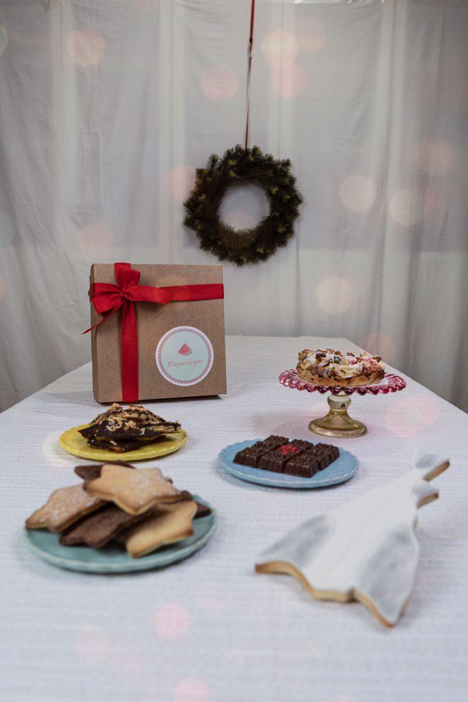 Mini-Presente de Natal | Piquenique